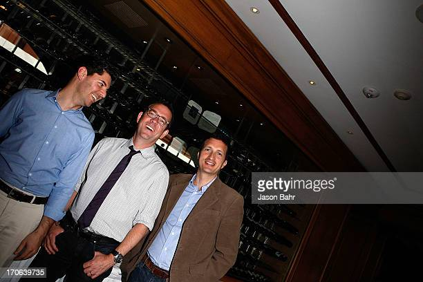 Ted Allen and Pure Leaf present the Science of Pairings at the St Regis during the FOOD WINE Classic on June 15 2013 in Aspen Colorado Along with Ted...