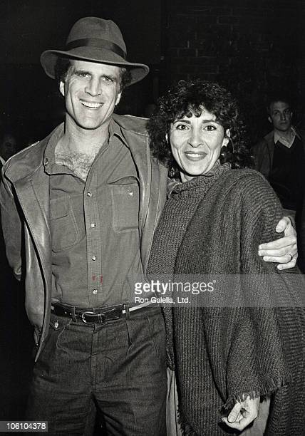 Ted Danson and Casey Coates during Micki Maude Los Angeles Premiere at Director's Guild Theater in Hollywood California United States
