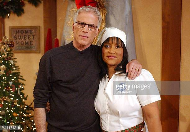 """Ted Danson and Jackee during Nick at Nite Celebrates the Holiday Season with """"The Nick at Nite Holiday Special"""" Airing on Friday, Nov. 28 at CBS..."""