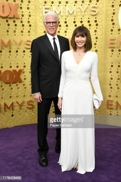 Ted Danson and Mary Steenburgen attend the 71st Emmy Awards at Microsoft Theater on September 22 2019 in Los Angeles California