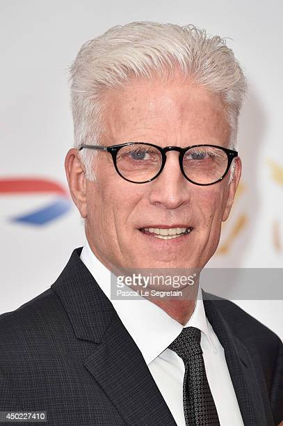 Ted Danson arrives at the opening ceremony of the 54th Monte-Carlo Television Festival on June 7, 2014 in Monte-Carlo, Monaco.