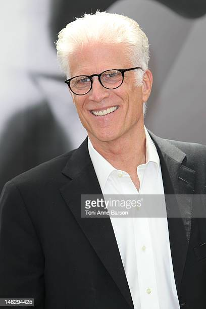 Ted Danson attends a photocall for 'CSI Crime Scene Investigation' at the Grimaldi Forum during the 52nd Monte Carlo TV Festival on June 13 2012 in...