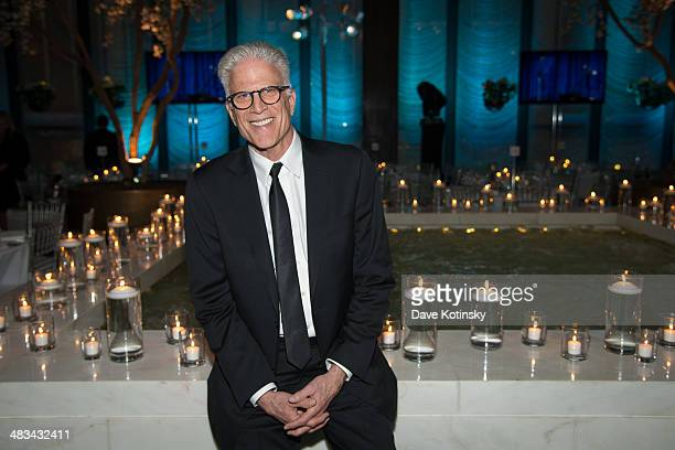 Ted Danson attends Oceana's New York City Benefit at Four Seasons Restaurant on April 8 2014 in New York City