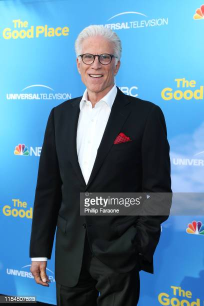 Ted Danson attends the FYC event for NBC's The Good Place at Saban Media Center on June 07 2019 in North Hollywood California
