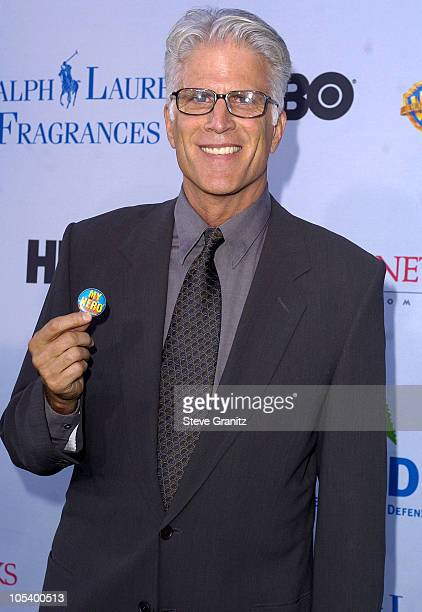 Ted Danson during NRDC's Earth To LA The Greatest Show On Earth Benefit at Wadsworth Theatre in Westwood California United States