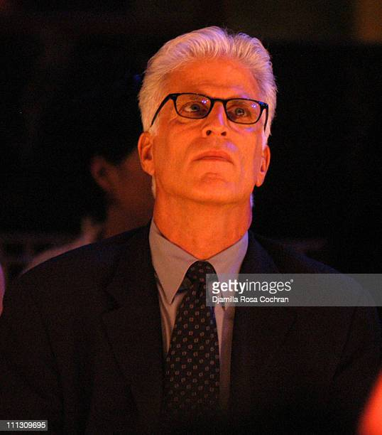 Ted Danson during The Winners of the 6th Annual More Magazine Wilhelmina 40 Model Search at Cipriani in New York City New York United States
