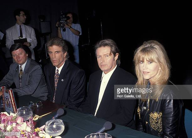 Ted Danson guest Don Henley and Jane Fonda
