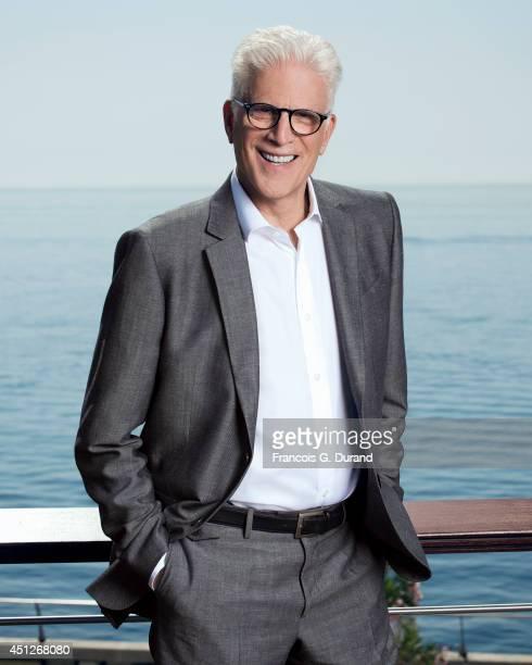 Ted Danson poses for a portrait at the 54th Monte Carlo TV Festival on June 11 2014 in MonteCarlo Monaco