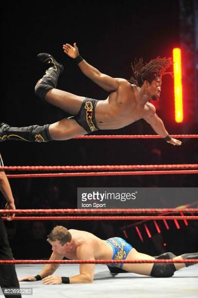 Ted DIBIASE / Kofi KINGSTON WWE Wrestlemania Revenge Tour Strasbourg