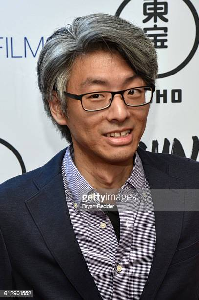 Ted Fu of Wong Fu Productions attends the 'Shin Godzilla' premiere presented by Funimation Films at AMC Empire 25n2016 New York Comic Con on October...