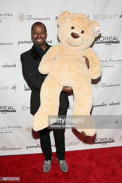 Ted Gibson attends Ted Gibson's 50th Birthday Party on November 14 2015 in New York City