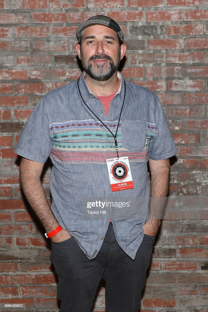 Ted Kartzman attends the 2018 Relix Live Music Conference at ...