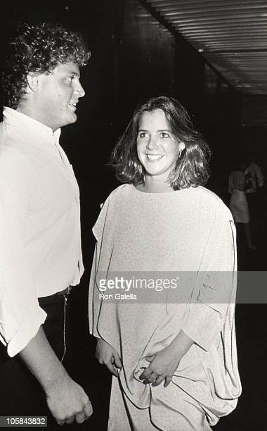 Ted Kennedy Jr Cara Kennedy during Benefit Fundraiser for the Blueberry Treatment Center at Area Club in New York City New York United States