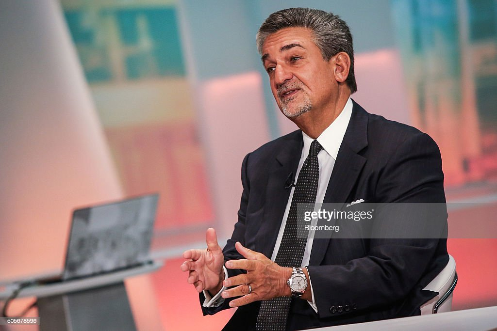 Monumental Sports & Entertainment Chief Executive Officer Ted Leonsis Interview