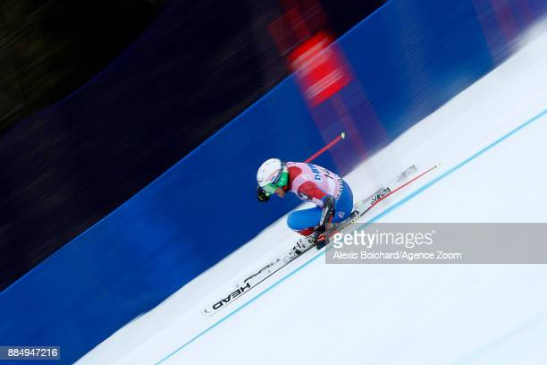Ted Ligety of USA in action during the Audi FIS Alpine Ski World Cup Men's Giant Slalom on December 3 2017 in Beaver Creek Colorado