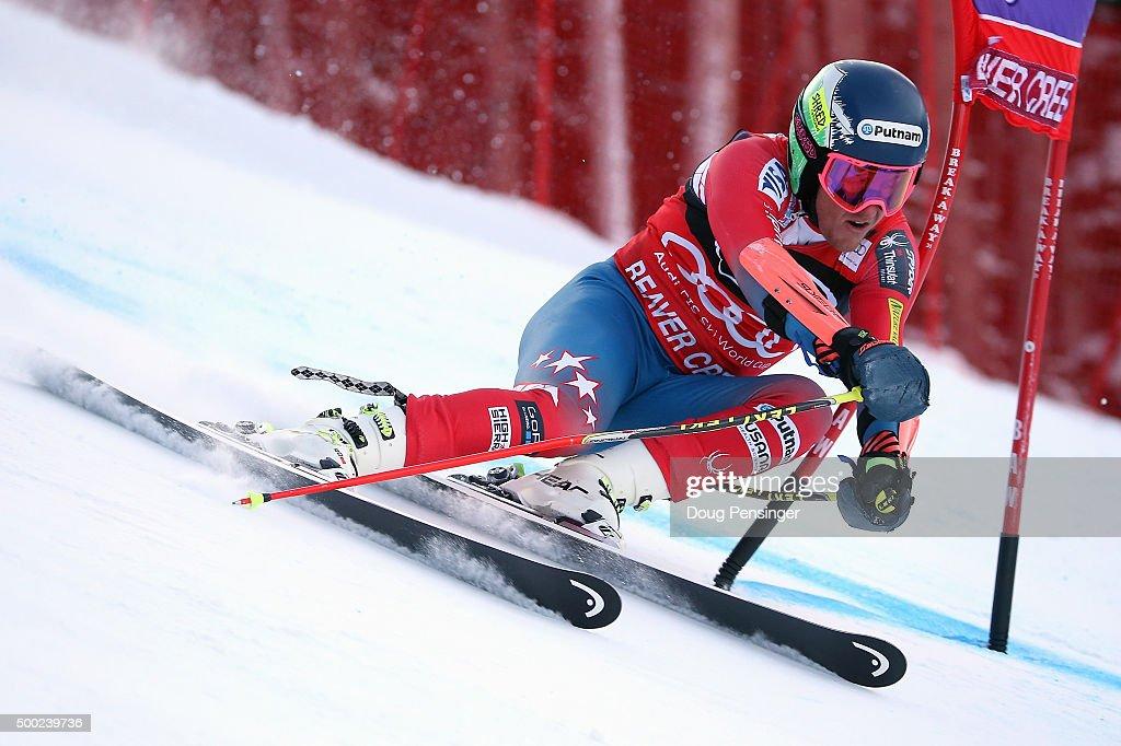 2015 Audi Birds of Prey - World Cup Men's Giant Slalom : News Photo