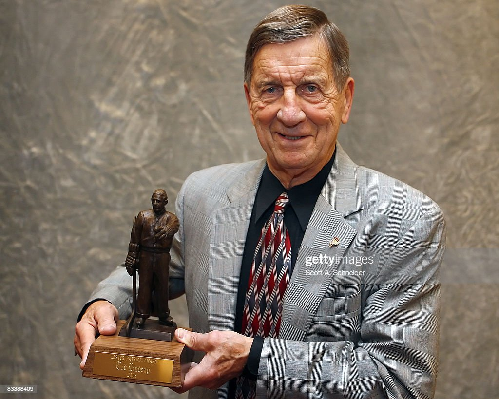 Lester Patrick Award Luncheon : News Photo