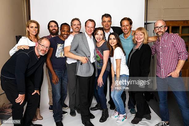 Ted Michaels, Cheryl Hines, Will Forte, Jordan Black, Hugh Davidson, Larry Dorf, Stephanie Courtney, Kevin Ruf, Rachel Ramras, Nat Faxon, Deanne...