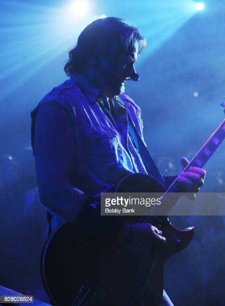 Ted Nugent performs at BB King Blues Club Grill on August 8 2017 in New York City