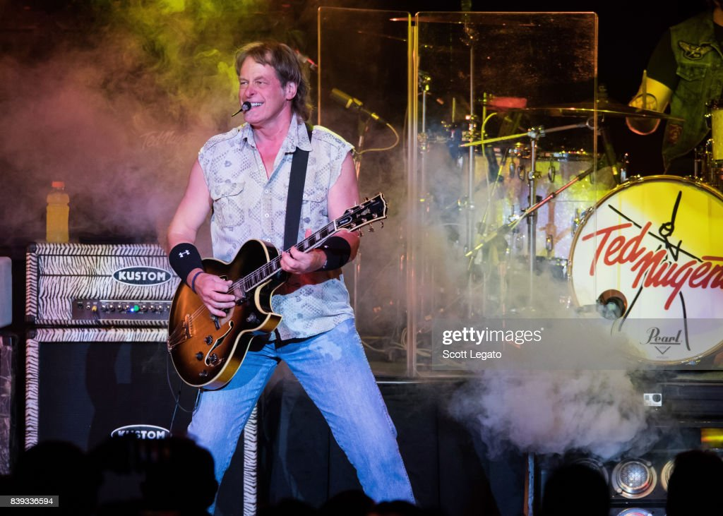 Ted Nugent In Concert - Sterling Heights, Michigan