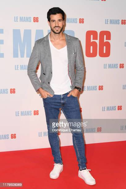 """Ted Ranghella attends the """"Le Mans 66"""" Premiere At Cinema Gaumont Champs Elysees on October 06, 2019 in Paris, France."""