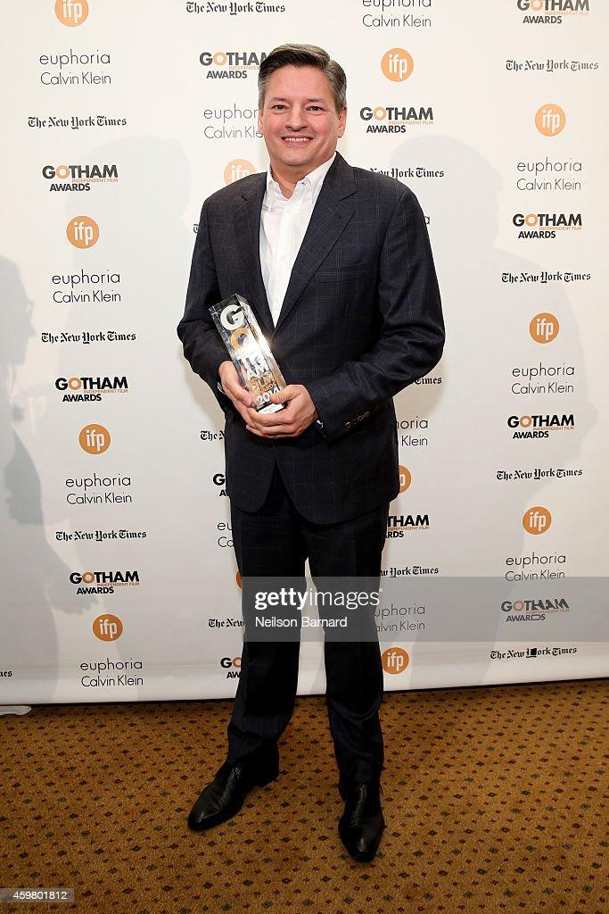 IFP's 24th Gotham Independent Film Awards - Backstage