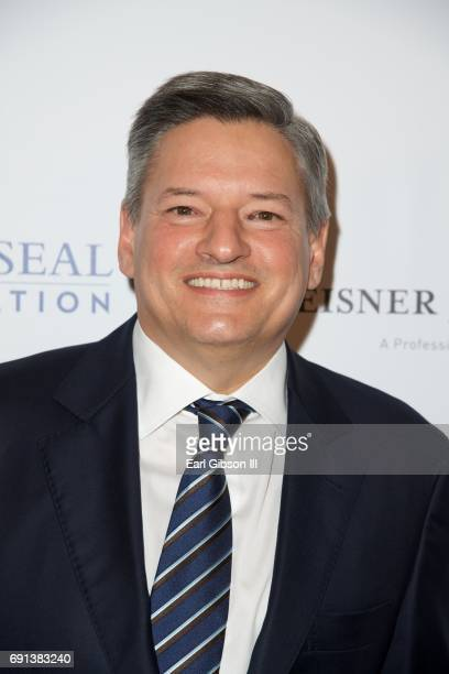 Ted Sarandos attends the 2017 Los Angeles Evening Of Tribute Benefiting The Navy SEAL Foundation on June 1 2017 in Beverly Hills California