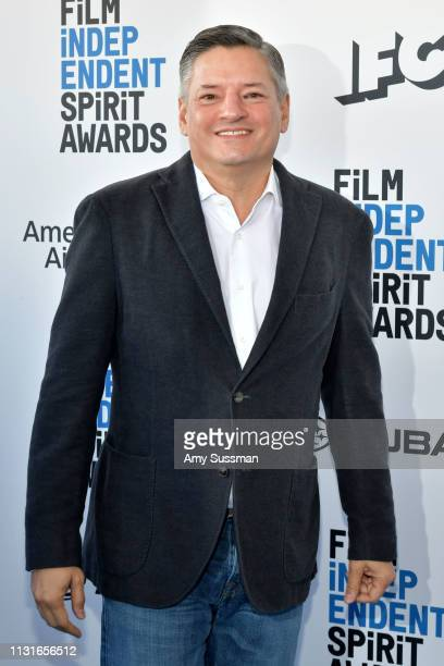 Ted Sarandos attends the 2019 Film Independent Spirit Awards on February 23 2019 in Santa Monica California