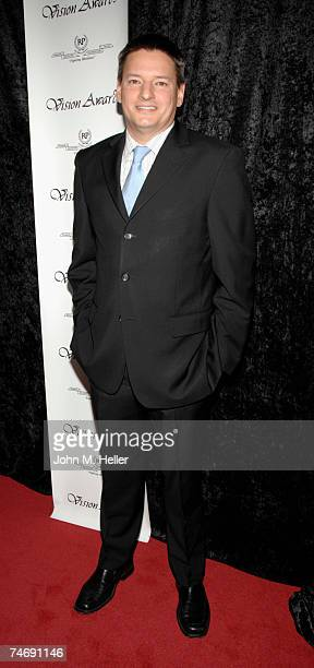 Ted Sarandos attends the 34th annual Vision Awards presented by Retinitis Pigmentosa International on June 16 2007 at the Beverly Hilton Hotel in...