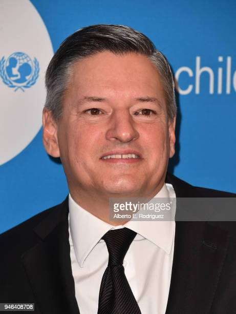 Ted Sarandos attends the 7th Biennial UNICEF Ball at the Beverly Wilshire Four Seasons Hotel on April 14 2018 in Beverly Hills California