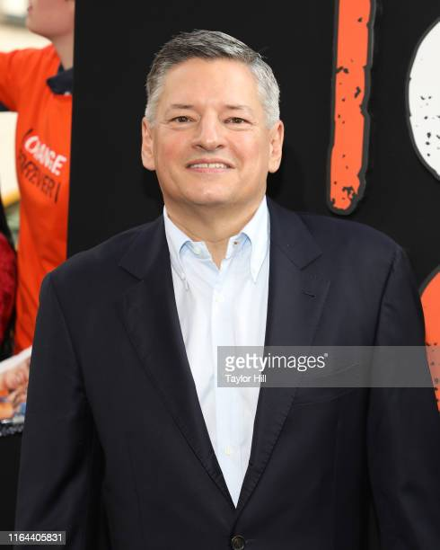 Ted Sarandos attends the Orange is the New Black final season world premiere at Alice Tully Hall Lincoln Center on July 25 2019 in New York City