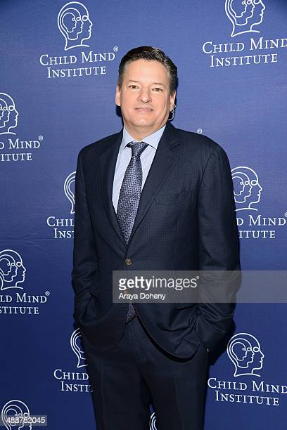 Ted Sarandos Chief Content Officer Netflix attends 'A Leading Role How Film and TV Can Change The Lives of Children' hosted by the Child Mind...