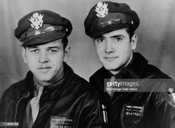 "Ted Stevens and Leroy Parramore flew cargo planes with the Flying Tigers in China. ""If I had anyone I would have trusted my life to, it would have..."