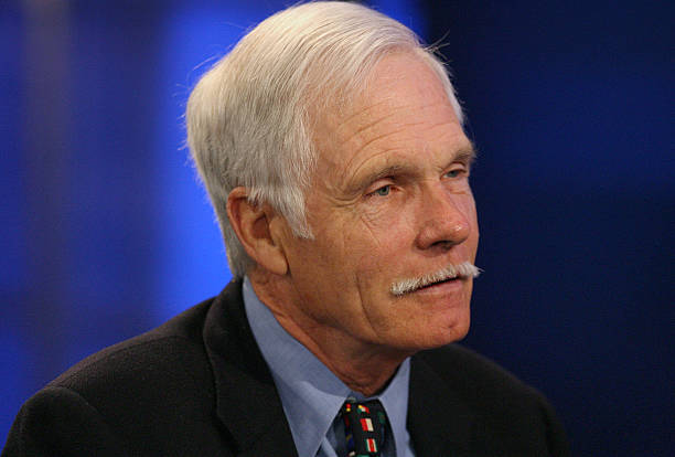 ted turner the former vice chairman of time warner inc and
