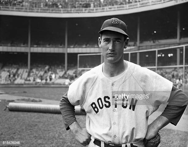 Ted Williams in Uniform