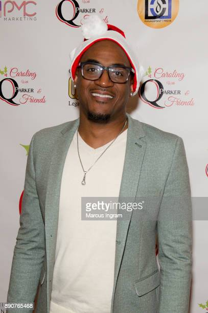 Ted Winn attends the '5th Annual Caroling with Q Parker and Friends' at Atlanta Marriott Buckhead on December 11 2017 in Atlanta Georgia