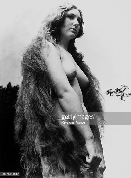Teddington Ladyy Godiva Personified By Mirabella Muller On July 7Th 1938