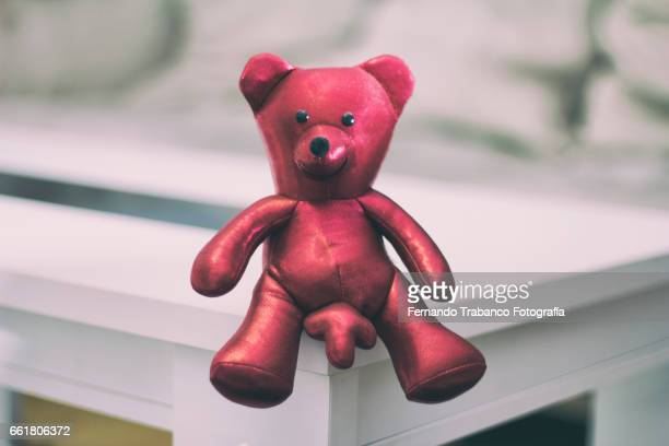 Teddy bear naked