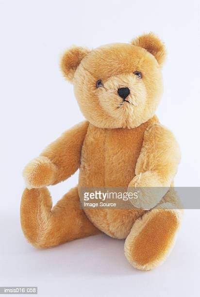 teddy bear - teddy bear stock pictures, royalty-free photos & images
