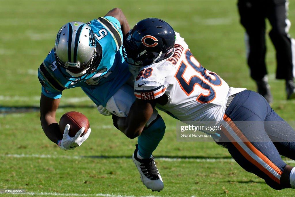 Chicago Bears v Carolina Panthers : News Photo