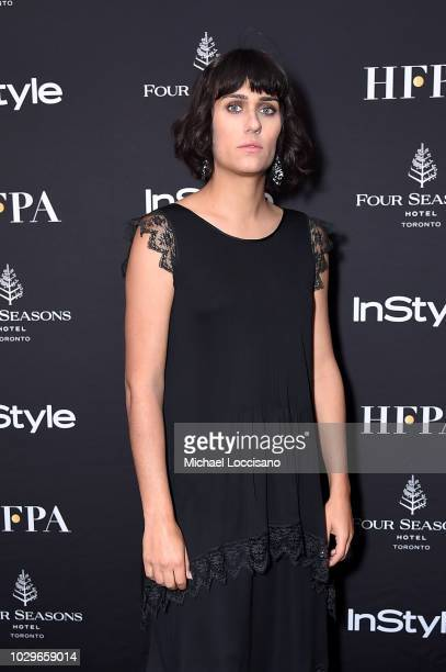 Teddy Geiger attends The Hollywood Foreign Press Association and InStyle Party during 2018 Toronto International Film Festival at Four Seasons Hotel...