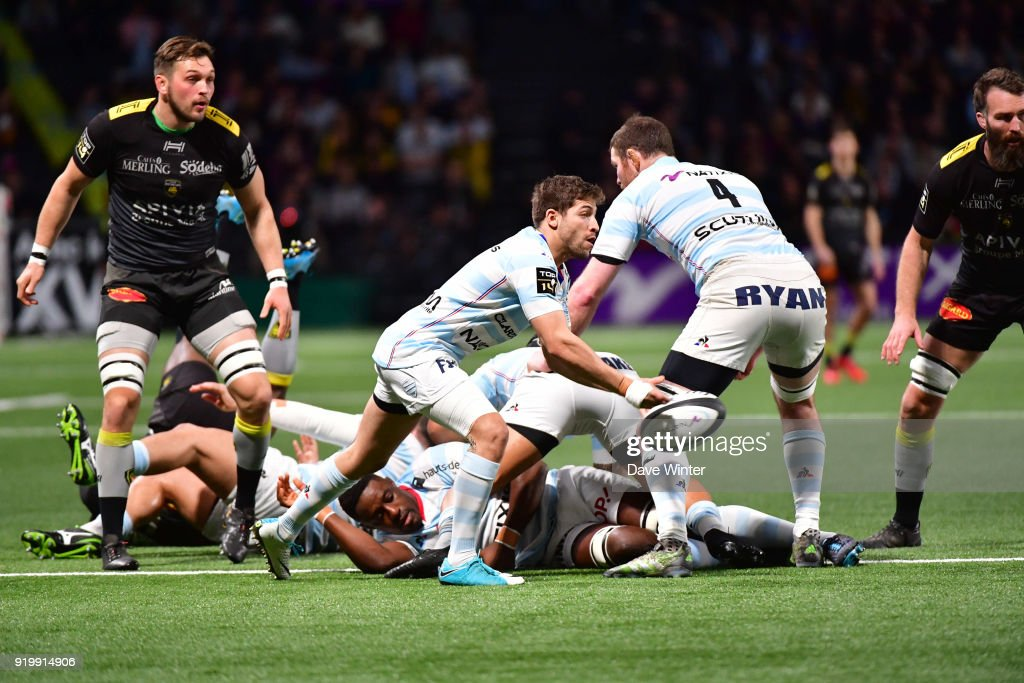 Racing 92 v La Rochelle - French Top 14