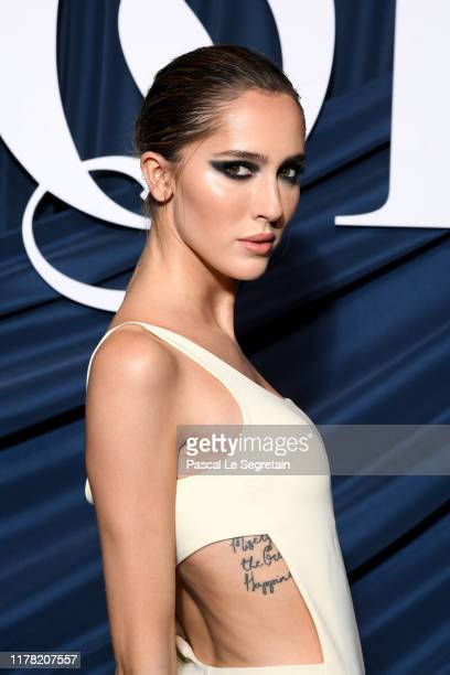 Teddy Quinlivan attends the #BoF500 gala during Paris Fashion Week Spring/Summer 2020 at Hotel de Ville on September 30 2019 in Paris France
