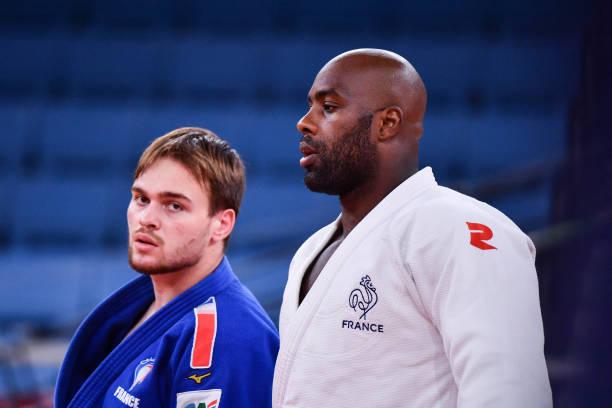 JPN: Judo - Tokyo Olympic Games 2020