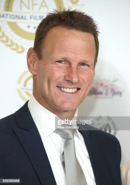 Teddy Sheringham attends the National Film Awards UK at Portchester House on March 28 2018 in London England