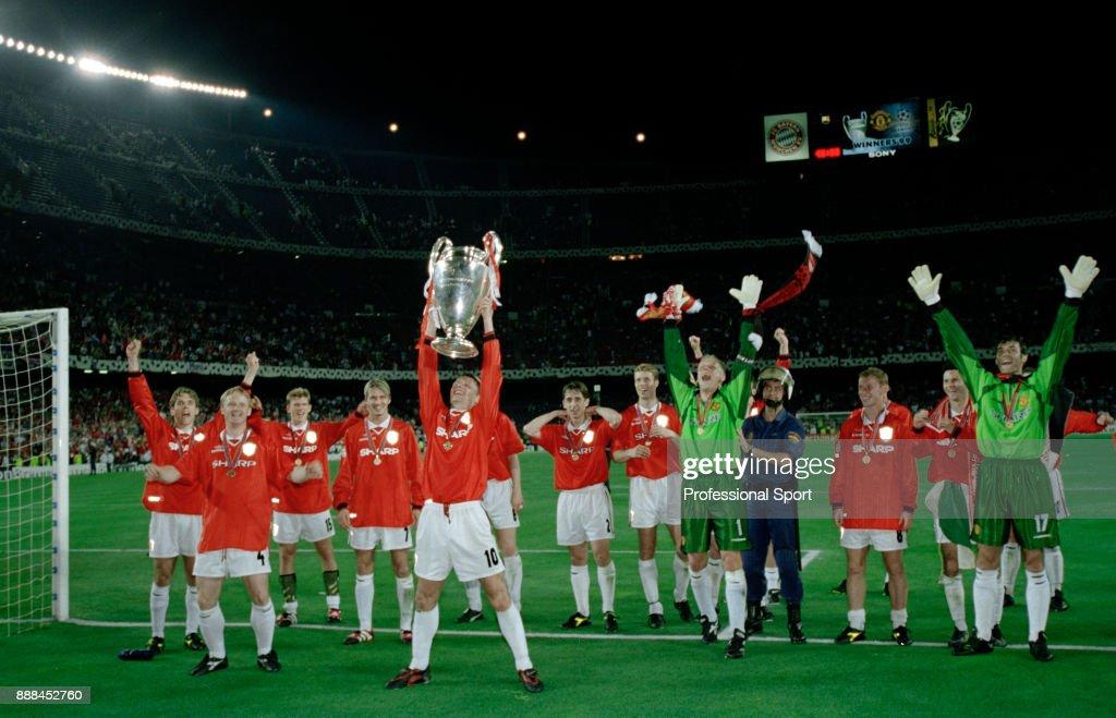 Manchester United v Bayern Munich - UEFA Champions League Final : News Photo