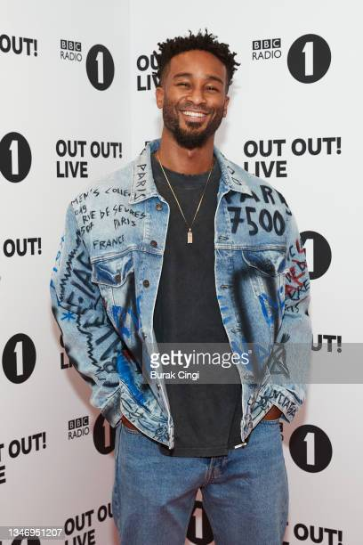 Teddy Soares of Love Island attends during BBC Radio 1 Out Out! Live 2021 at Wembley Arena on October 16, 2021 in London, England.