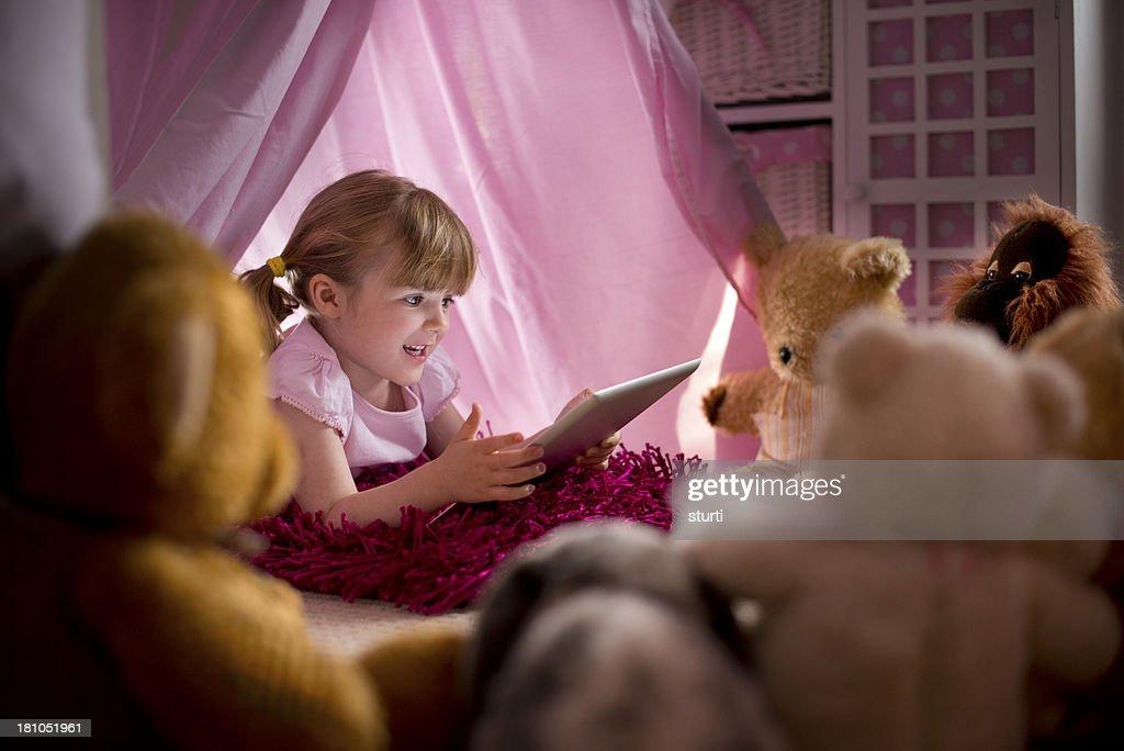 De teddy histórias : Foto de stock