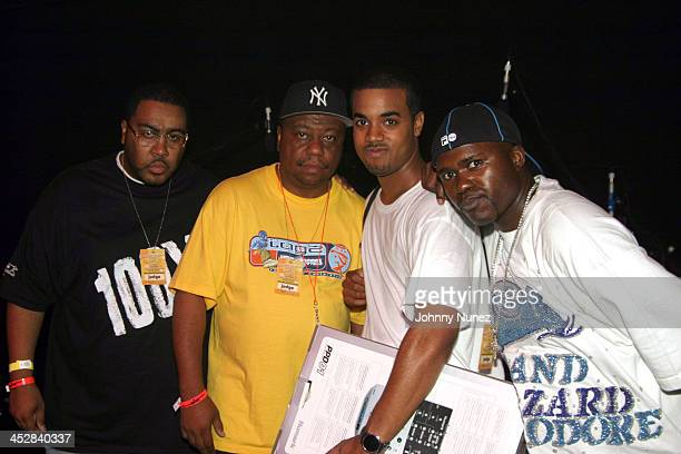 Teddy Ted Special K DJ Chaps and Grand Wizzard Theodore