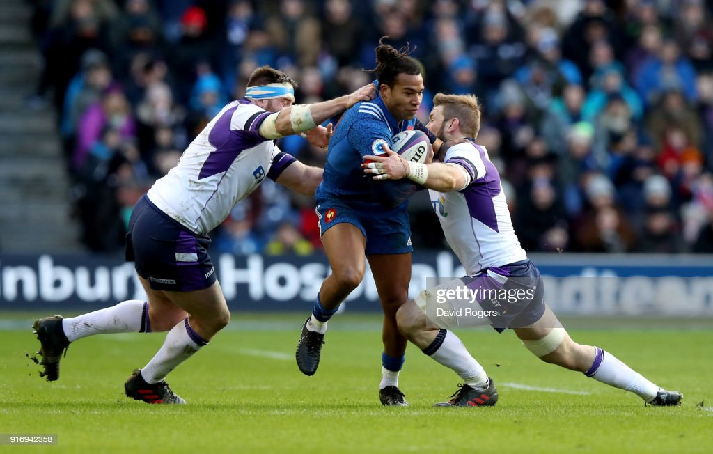 Scotland v France - NatWest Six Nations